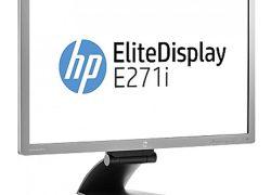 """HP EliteDisplay E271i 27"""" monitor"""